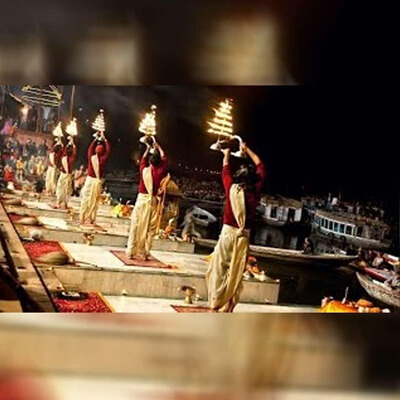 Shemaroo Entertainment now brings Live Ganga Aarti on Shemaroo Bhakti app for the Devotees straight from Assi Ghat at Varanasi