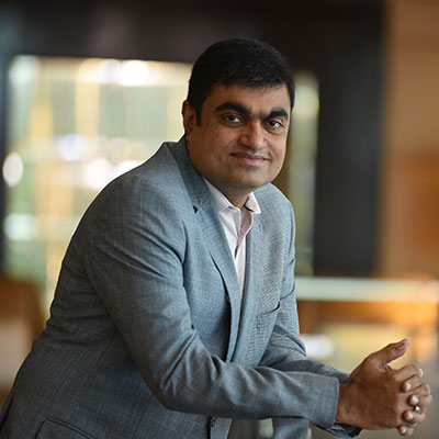Leader's talk: Hiren Gada, CEO, Shemaroo Entertainment Ltd