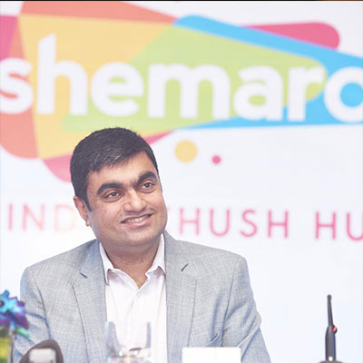Using technology to help people connect to faith: Shemaroo's Hiren Gada