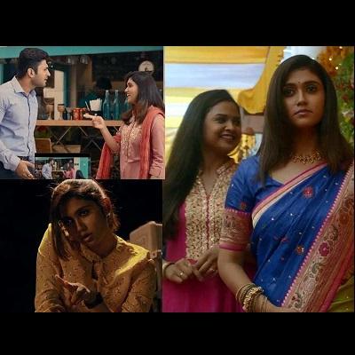 'Makeup' trailer: Rinku Rajguru's dual act promises all round entertainment